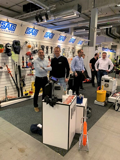 roadshow Onninen electric operating