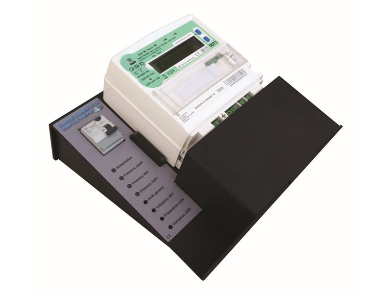 Console d'alimentation sécurisée pour compteur PME-PMI ou SAPHIR