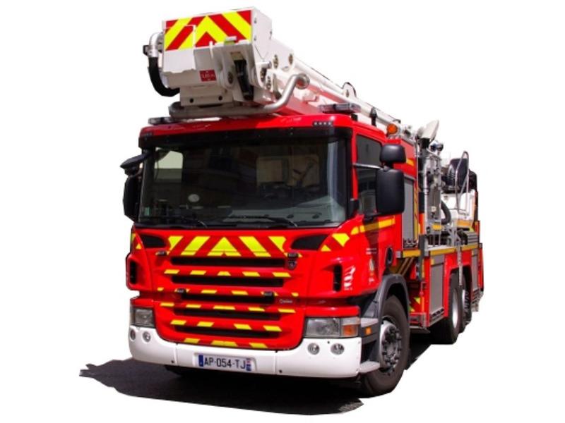 Detecteur de lignes Haute Tension DETECT LINE pompier