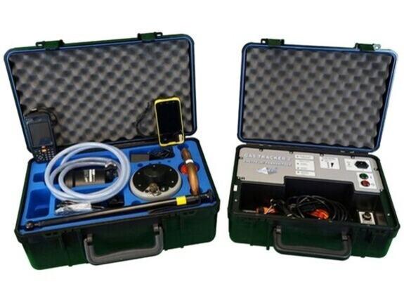 GAS TRACKER2 - détection réseaux et canalisations gaz PE enterrés
