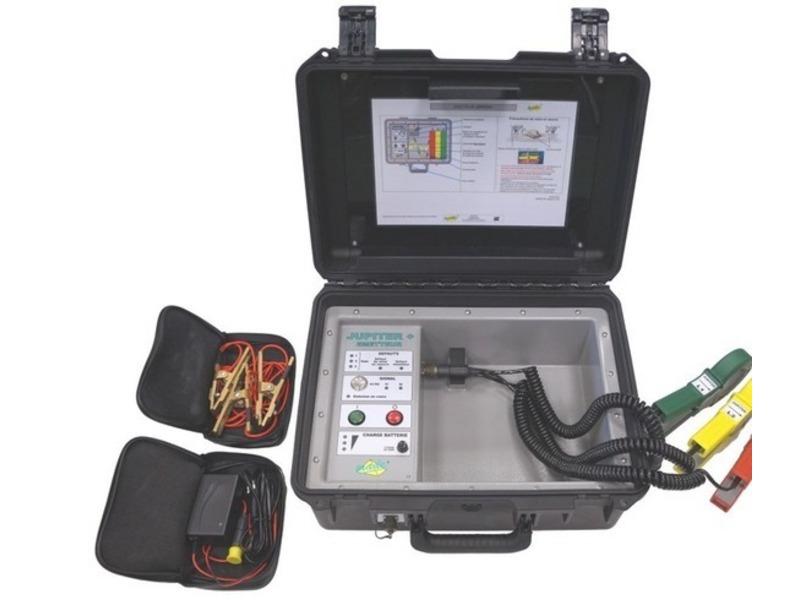 JUPITER+ - Low & medium voltage dead cables identifier