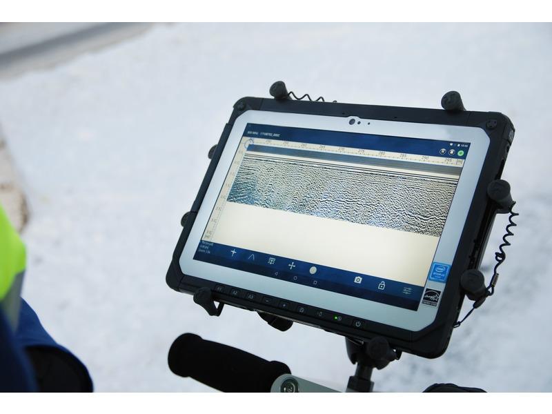 PinPointR - Ground Penetrating Radar Utility Locator (GPR)
