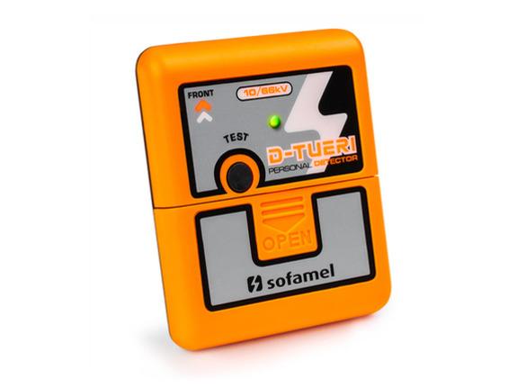 D-TUERI - Protection individuelle électrique (EPI)