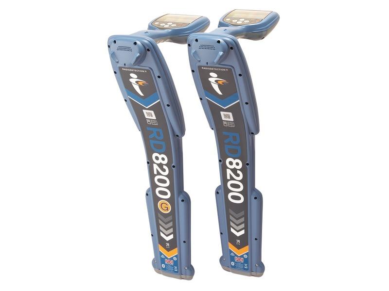 RD7200 RD8200 - Détecteurs de câbles et canalisations - Radiodétection