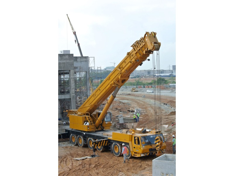 SKY NG RADIO for auxiliary and mobile loading crane