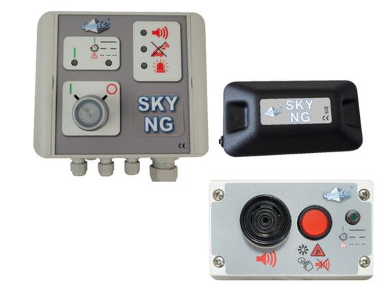 SKY NG RADIO Nacelle > 16 m
