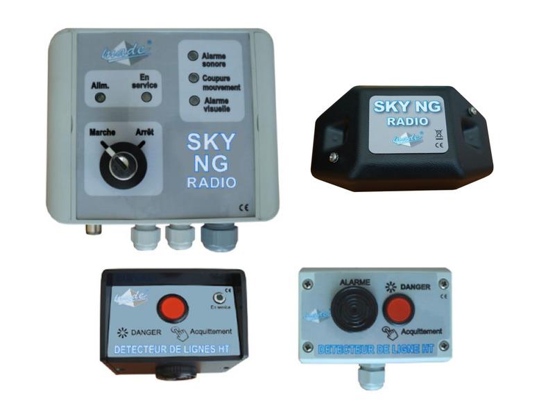 SKY NG RADIO Concrete