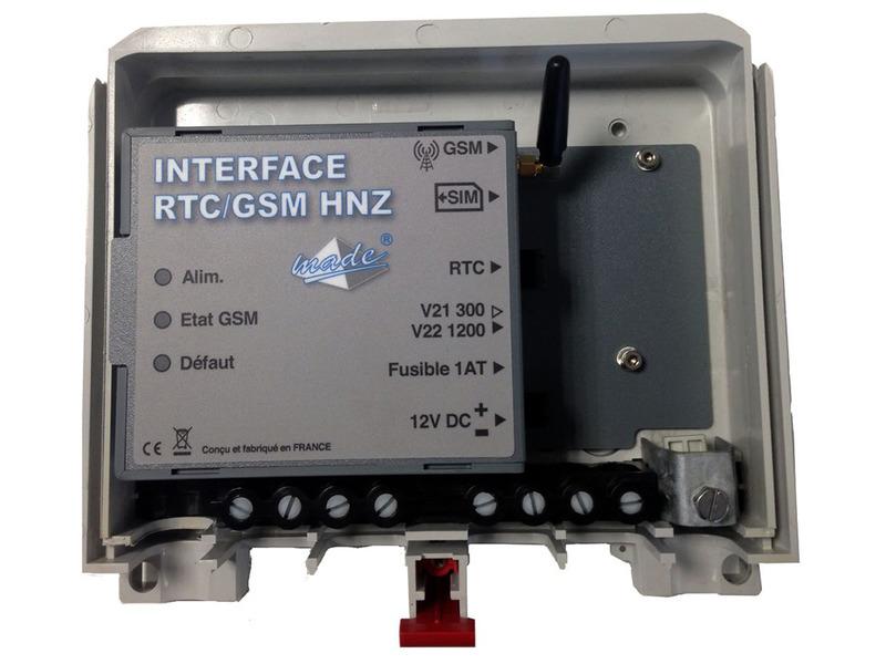 SPHINX GSM/RTC
