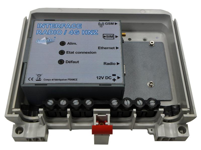 SPHINX Interface 4G