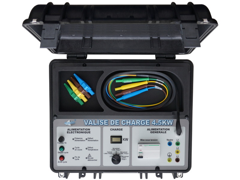 VALISE DE CHARGE 4.5 KW